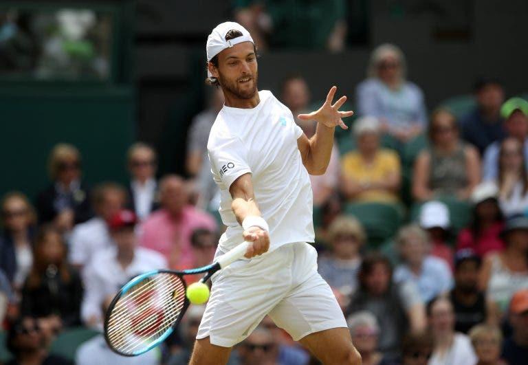 João Sousa arranca em Wimbledon esta 2.ª feira com transmissão em direto na Sport TV