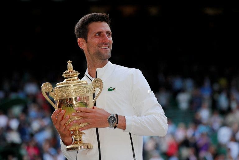 Roddick deixa um pedido: «Espero que as pessoas apreciem mais o que o Djokovic já fez»