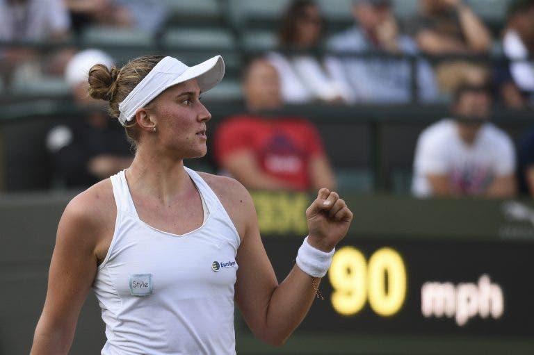 Bia Maia a um passo de regressar ao quadro principal de Wimbledon