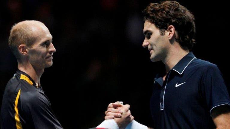 Davydenko: «Toda a minha carreira foi travada por Federer»