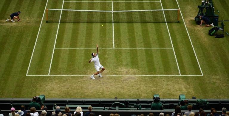 Wimbledon: conhecida a lista de jogadores, com os Sousas alguns lugares fora