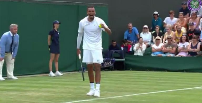 [VÍDEO] Os momentos mais divertidos de Wimbledon 2019