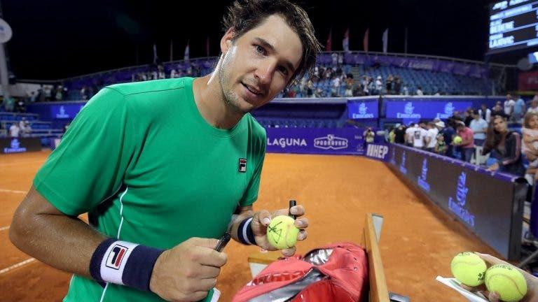 Dusan Lajovic desistiu do ATP de Marbella para ser vacinado