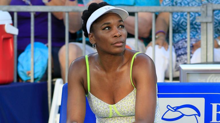 Venus Williams deixa mensagem forte: «O racismo não deve prevalecer»