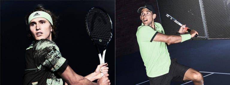 Adidas já revelou equipamentos para o US Open