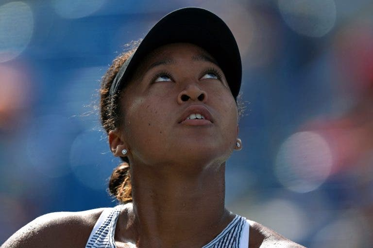 Osaka preocupada com a lesão: «No ano passado ganhei o US Open, este ano vou tentar jogá-lo»