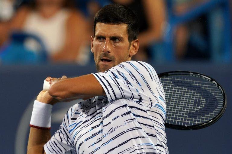 Ele está de volta! Djokovic bate Popyrin e segue em frente em Tóquio