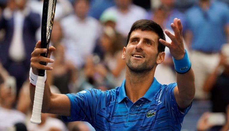 Wilander sobre Djokovic: «Ao melhor nível quebra o recorde mundial de quão bem se pode jogar ténis»