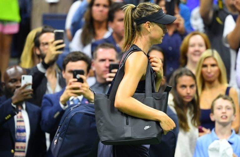 Sharapova e Kerber são baixas de última-hora no Luxemburgo