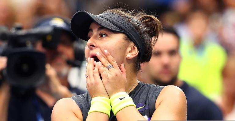 Ainda não é desta: Andreescu desiste do WTA 500 desta semana em Melbourne