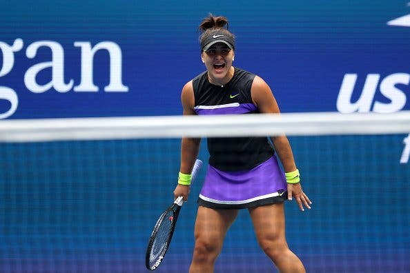 Andreescu: «Recuperei graças ao público. Sei que queriam que vencesse a Serena, peço desculpa»