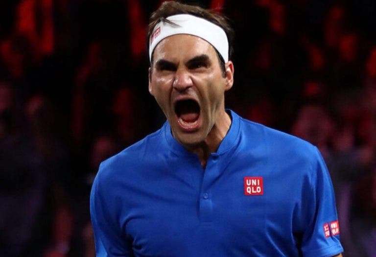 Federer rendido a jogar em casa: «Cada vez que jogo com este público fico emocionado»