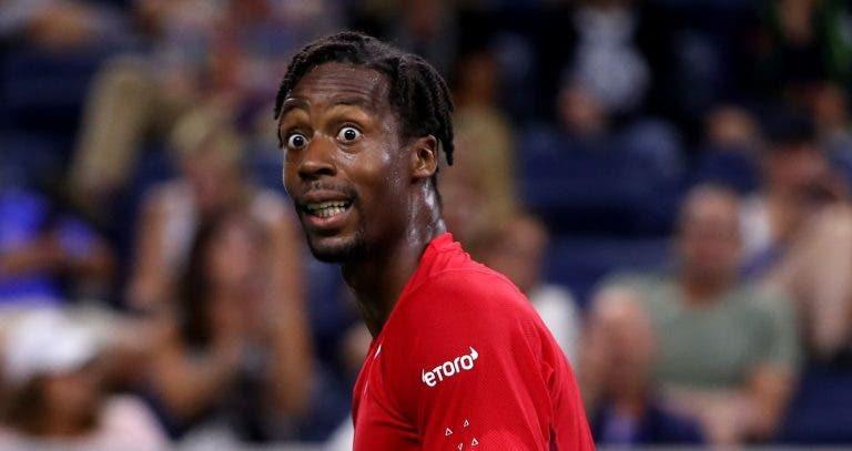 Monfils: «'Embebedei-me' com a pressão de ir às ATP Finals»