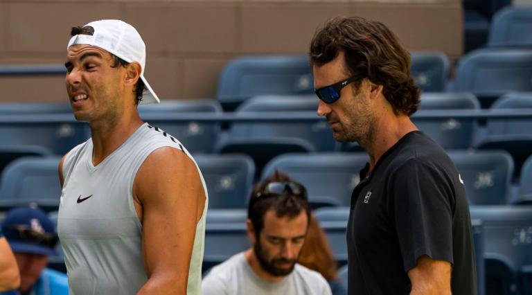 Carlos Moya não viaja para o Australian Open com Rafa Nadal