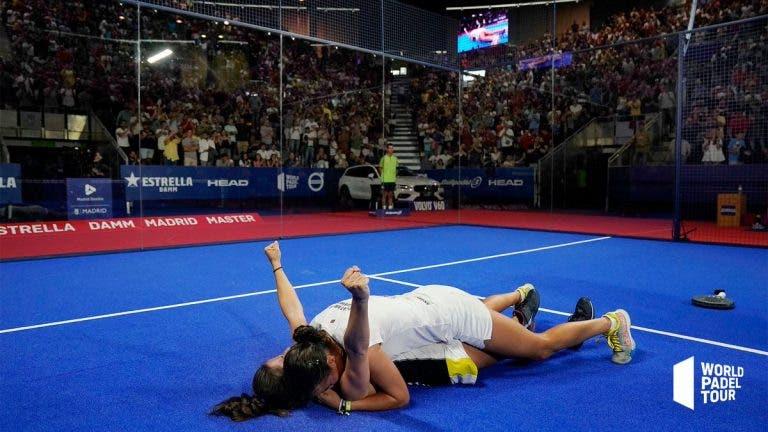Ana Catarina Nogueira volta a fazer história e alcança final mais importante da carreira