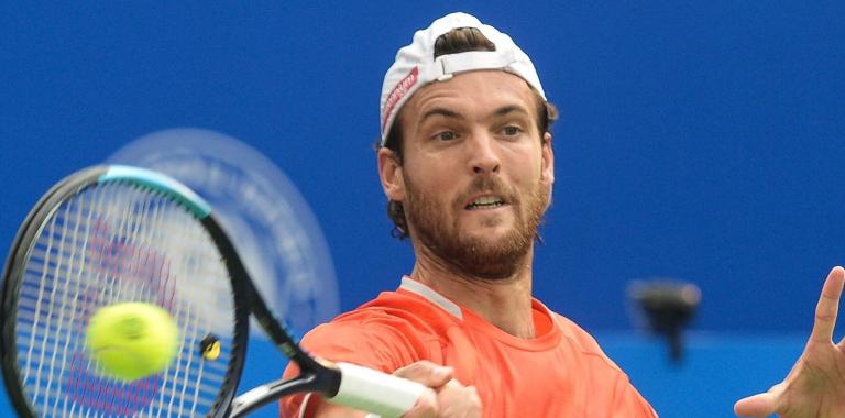 João Sousa eliminado na primeira ronda do ATP 500 de Tóquio