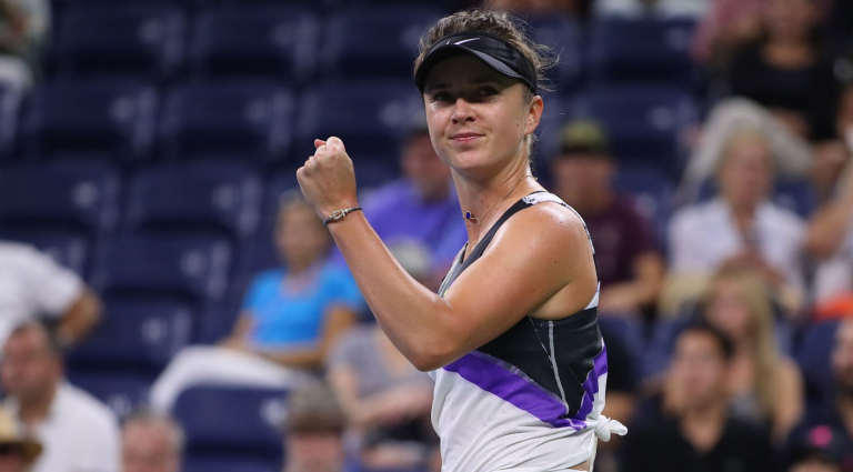 Elina Svitolina supera Karolina Pliskova nas WTA Finals