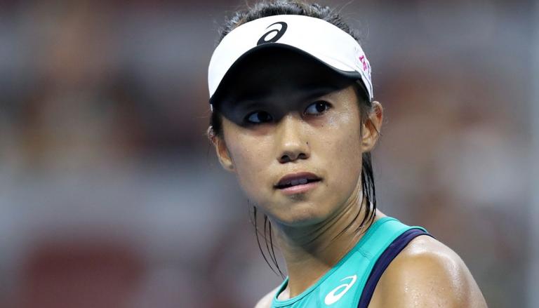 Open da China bane 'amigo' de Zhang Shuai que agrediu fãs de Kerber