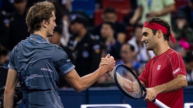 Zverev: «Normalmente o Federer não deixa escapar este tipo de jogos»