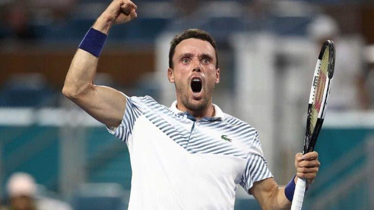 Bautista Agut vai representar histórico do futebol espanhol no circuito ATP