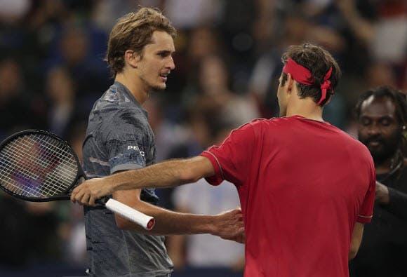 Federer: «São tempos entusiasmantes, a NextGen está a bater na porta grande»