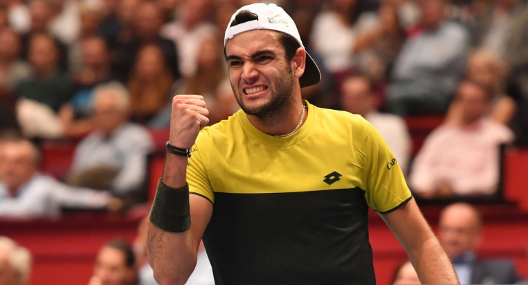 Eis o novo top 10 ATP depois de Basileia e Viena: com um estreante