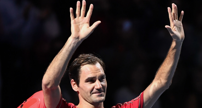 Guarda-costas de Federer: «Um dos poucos com pés assentes no chão»
