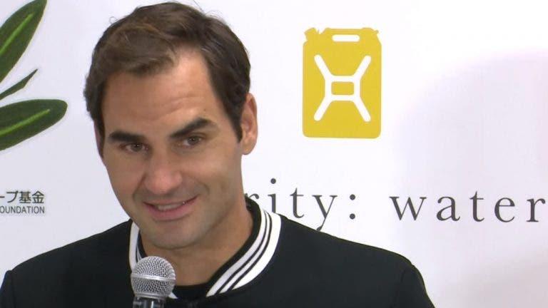 Federer ainda não sabe se vai a Paris: «Decido esta segunda-feira»