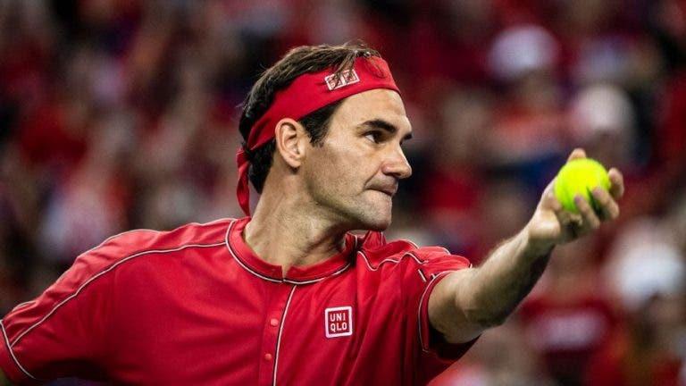À procura do 10.º título em Basileia, Federer estreia-se frente a tenista do qualifying