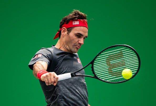 Roger Federer também já tem primeiro adversário (de má memória) em Xangai