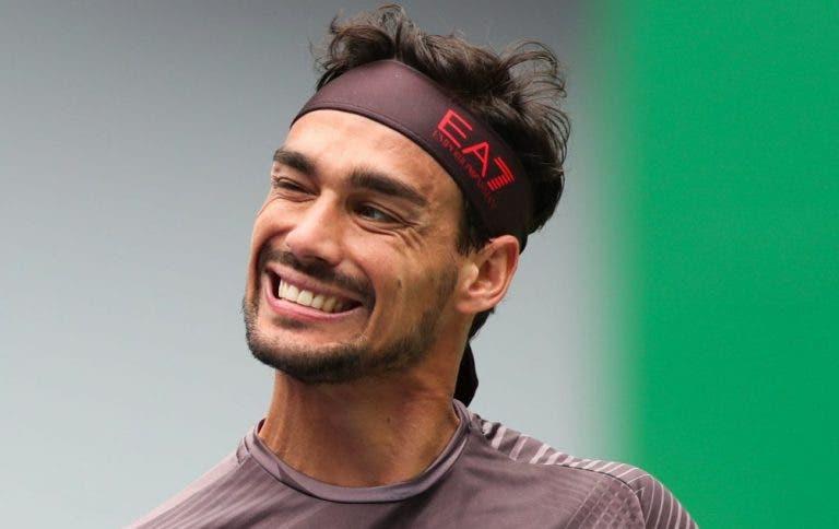 Fognini joga muito mal, é despachado em Basileia e tem ATP Finals em risco