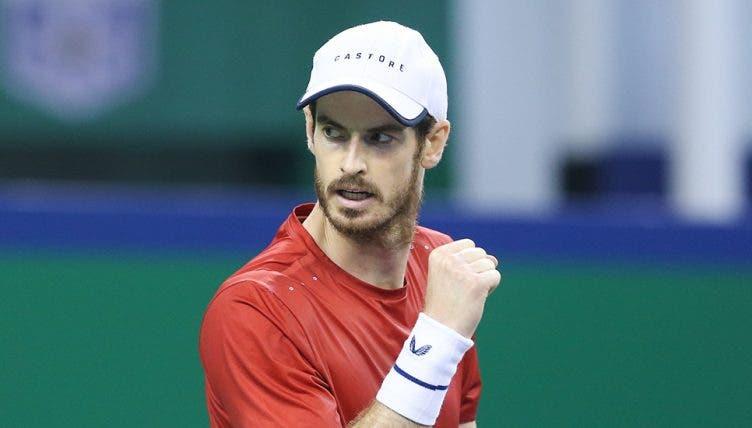 Murray tem wild card reservado para jogar mais um torneio ATP
