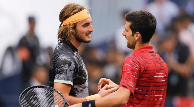 Dubai: siga a final entre Djokovic e Tsitsipas no nosso live center