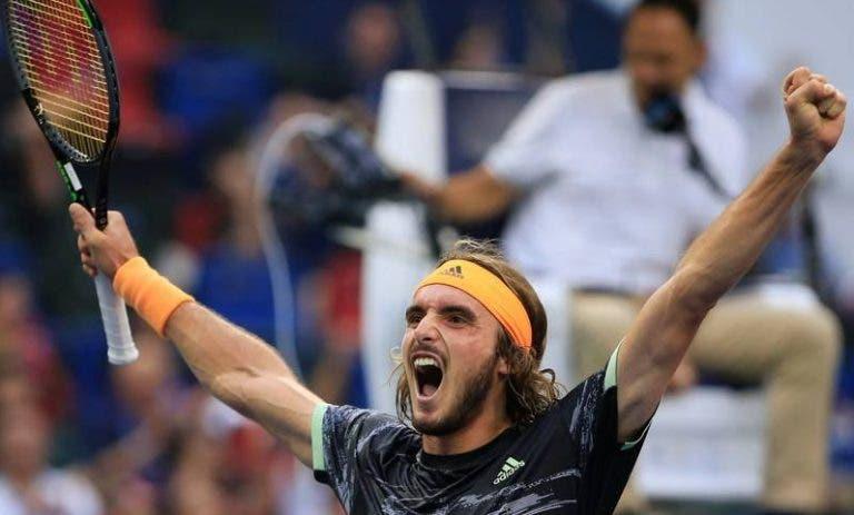 Tsitsipas e a vitória frente a Djokovic: «Foi a recuperação mais importante da minha carreira»