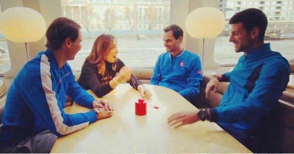 Djokovic: «Falei com o Nadal e Federer antes de oficializar a Associação, eles estão a par de tudo»