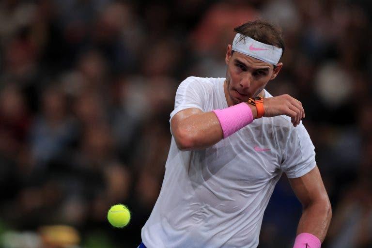Nadal e o Australian Open: «Este torneio dá-me uma motivação extra»