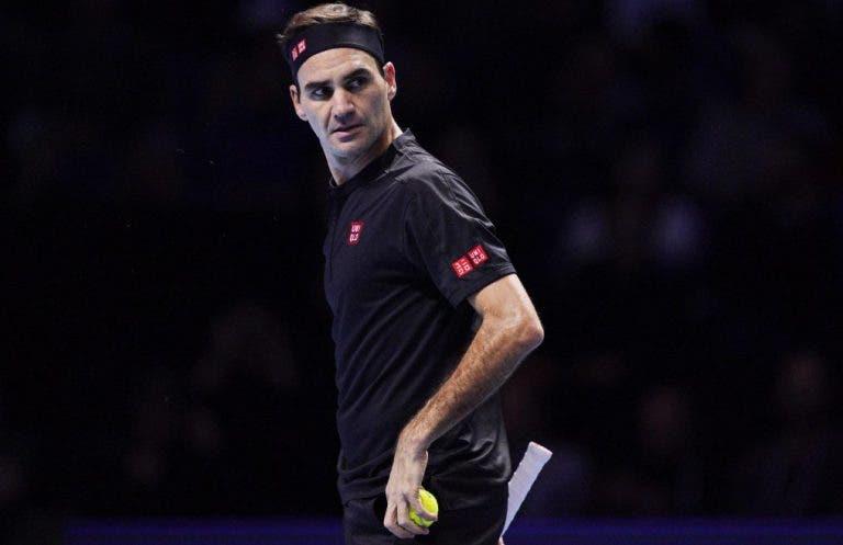 Federer: «Jogos Olímpicos? O meu objetivo é vencer a medalha de Ouro»