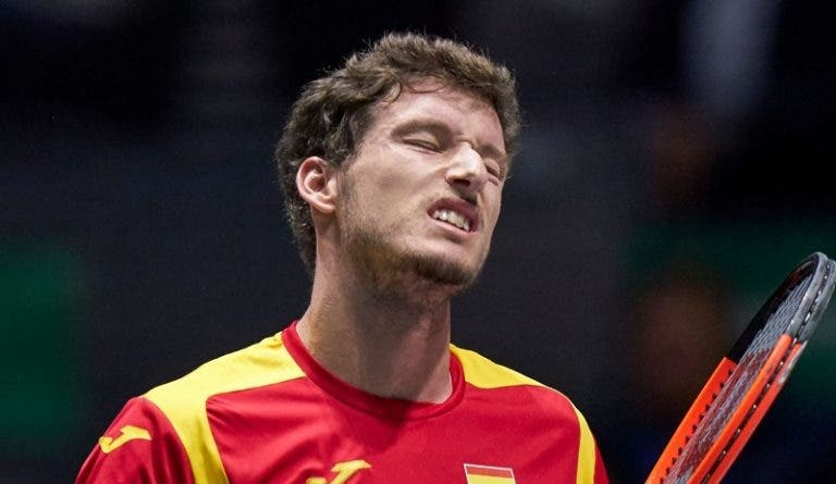 Real Federação Espanhola de Ténis suspende todos os torneios até 5 de abril