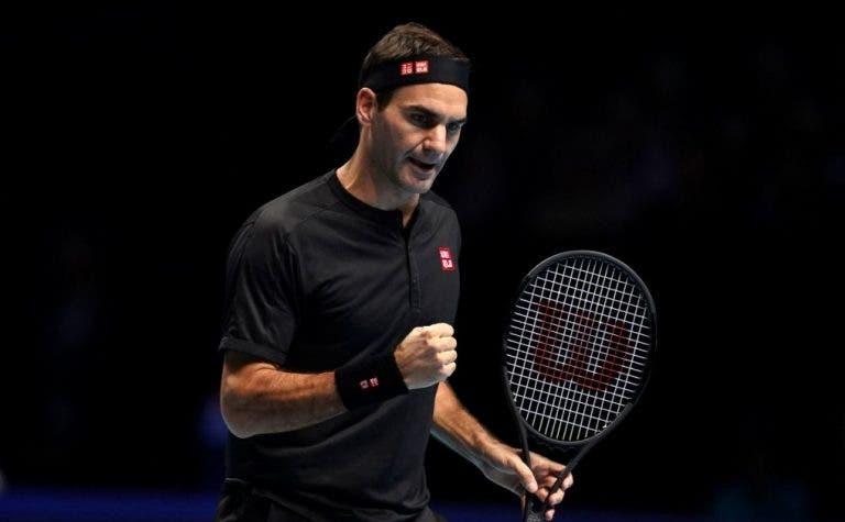 Djokovic: «Federer é o maior tenista que alguma vez teve uma raqueta na mão»