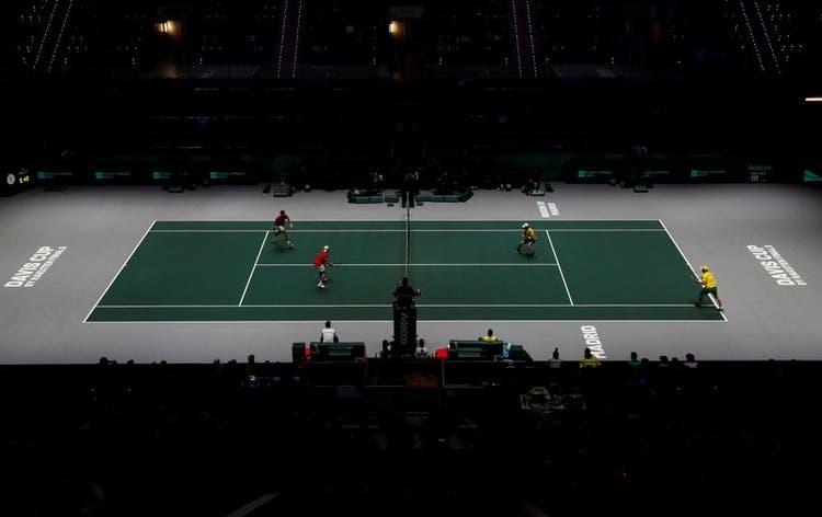 Funcionários denunciam condições desumanas de trabalho nas Davis Cup Finals