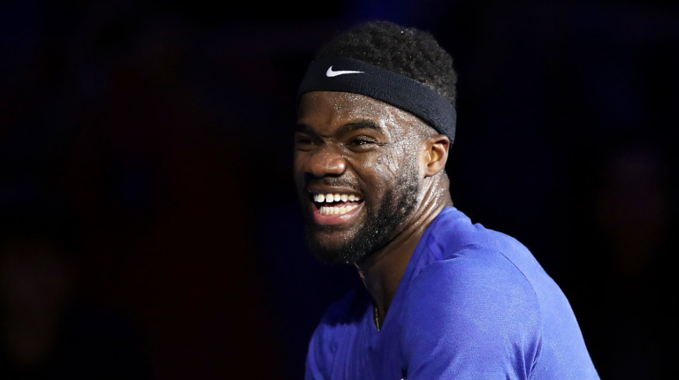 Tiafoe e a Covid-19: «Houve tenistas que ficaram bastante mal, mas não foi o meu caso»