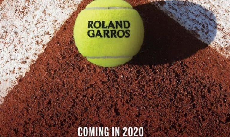 Roland Garros passa a ter a Wilson como bola oficial