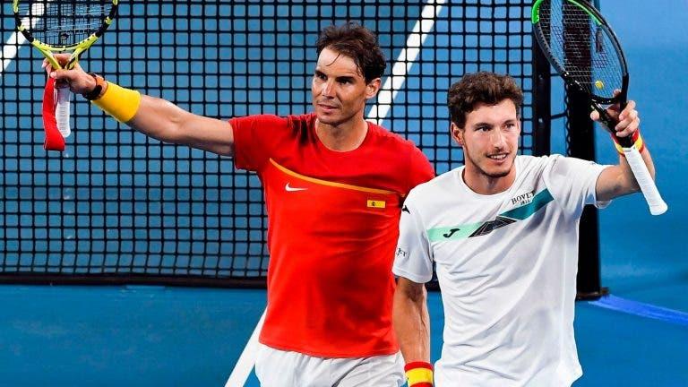 Australian Open: Siga Rafael Nadal vs Pablo Carreno-Busta no live center