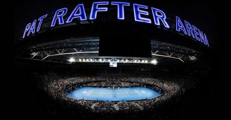 ATP anuncia novo apoio financeiro para os tenistas