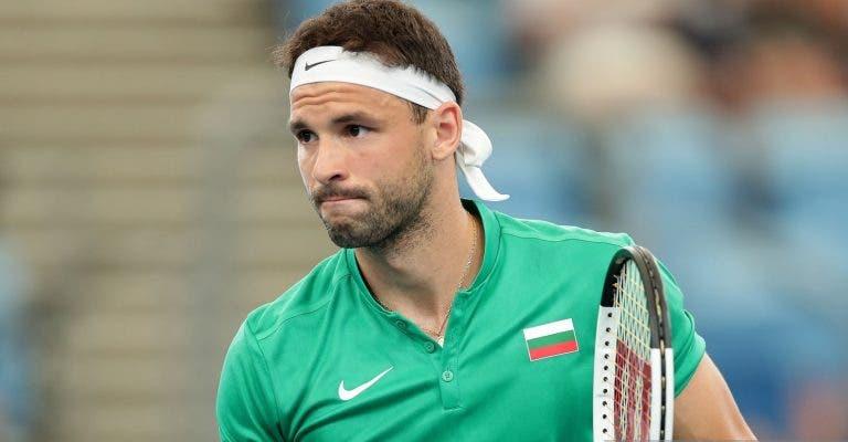 Dimitrov troca os Jogos Olímpicos pelo Interclubes norte-americano