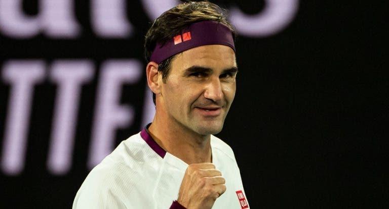 Federer: «Pensei em muitas coisas mas enquanto for competitivo vou continuar a jogar ténis»