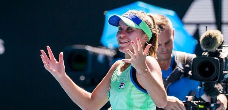 Kenin e o triunfo no Australian Open: «O meu sonho tornou-se realidade»
