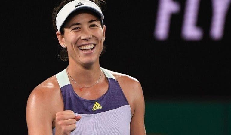 Muguruza elogia Sharapova: «Tem muitos troféus em casa, agora pode fazer algo diferente»