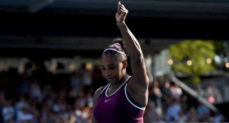 Fim do jejum: Serena Williams volta aos títulos três anos depois