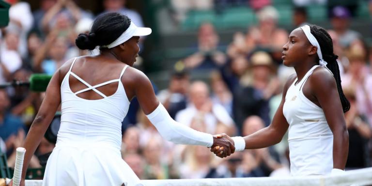 Incrível: tal como em Wimbledon, Gauff defronta Venus na primeira ronda